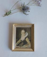 french antique art frame