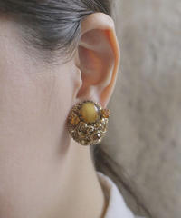 70s germanys decorated earring