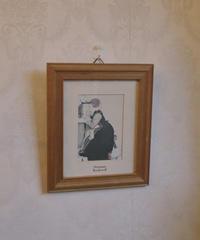VTG USA art frame