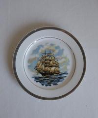 german vintage petite plate 2