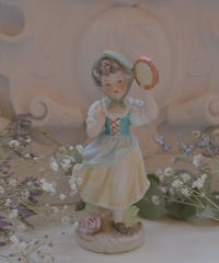 VTG german porcelain doll