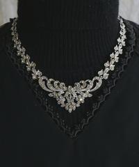 crystal bijou necklace Ⅲ