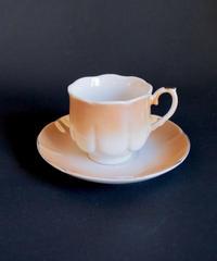 VTG  pastel color cup&s