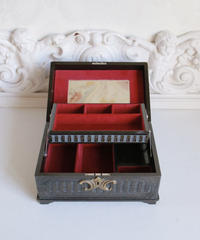 VTG  wood relief accessory box