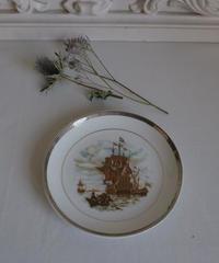 german vintage petite plate