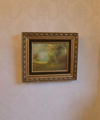 antiques ART hand painted