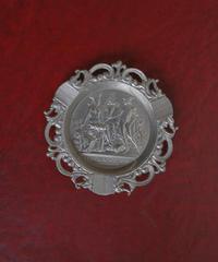 vintage metal tray 2