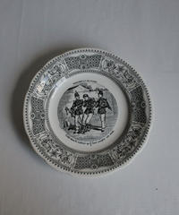 1920s gien military plate 2