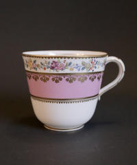 ATQ handpainted cup pink