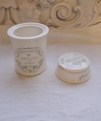 porcelain  stand &mini box