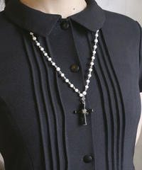 ATQ french silver rosary