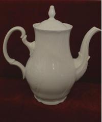 """VTG  """"Bernadotte"""" czech's  tea pot"""