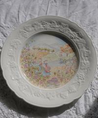 gien vintage plate Ⅰ