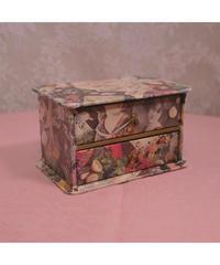 vintage paper accessory box