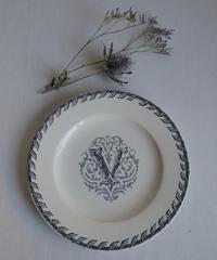 ATQ french cake plate  2
