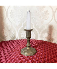 antique octagonal candlestand