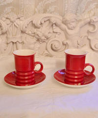 carlton ware mug cup set