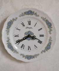 """DIMPLE""  porcelain wall o""clock"