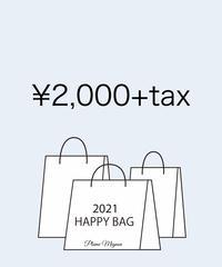 HAPPY BAG①