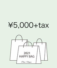 HAPPY BAG③