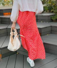 <LI-2212030> ブロッサムロングスカート
