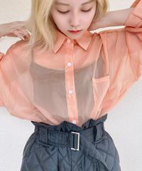 <MM-2212511> シースルーシャツ