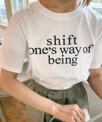 <LI-2212080> one's wayロゴTシャツ