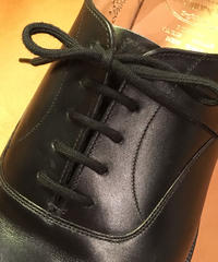 Shoelaces for CHURCH'S shoes  and others / チャーチ 靴ひも 5穴用にお勧めシューレース / ガス丸紐 / コンサルやディプロマットに