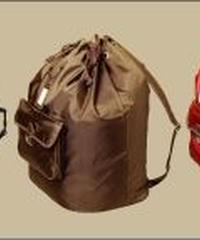 【道具袋】ファッションナイロン製リュック式道具袋(少年用)