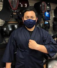 剣道面マスク《盾》(スポーツマスク)