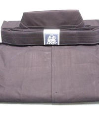 【剣道袴】武州紺「藤」7000番綿袴(各サイズ)