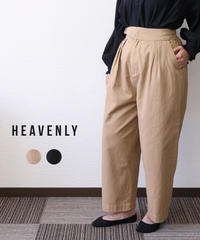 HEAVENLY/ COTTON TWILL GURKHA PANTS