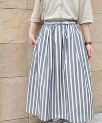 【2019夏】YARRA ストライプスカート