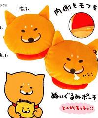 ぬいぐるみポーチ(柴犬ラク)[LTJP-0827]