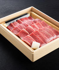 仙台牛カルビ焼肉セット(480g)