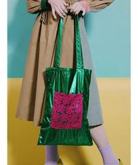 """""""Emerald city"""" Flower pocket Bag"""