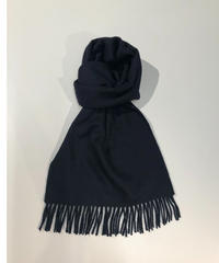 [Joshua Ellis] CP48139/scarf Plain(Dark Navy)