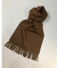 [Joshua Ellis] CP51063/scarf Plain(Toffee)