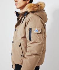 [Cape HEIGHTS] mens WOODSIDE Jacket_Mushroom