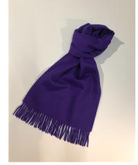 [Joshua Ellis] CP49983/scarf Plain(Bur Purple)