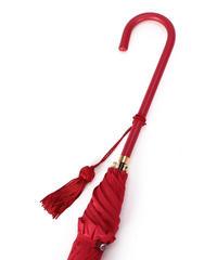 [FOX UMBRELLAS]【UV】Ladies WL1 Slim Leather RED
