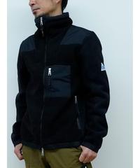 [Cape HEIGHTS] mens HUGO Bonded Fleece_Black