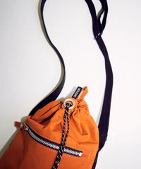 [QWSTION] Mini Bucket / Robin(orange)