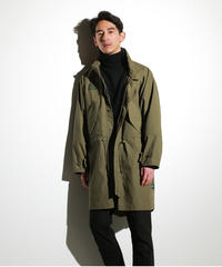 [ArkAir]  B506AA_MIL. PARKA WITH DROP LINNER(OLIVE)