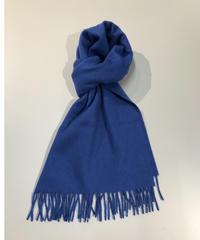 [Joshua Ellis] CP47709/scarf Plain(Sapphire Blue)