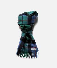 [Joshua Ellis] CP50113/scarf Modern Tartan v checks (ancient Leslie)
