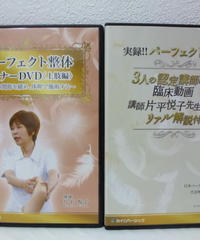 パーフェクト整体セミナー(上肢編) 片平悦子