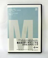 第9巻 頚椎ドクター・グリーンマンのマニュアルメディスンPart1  筋エネルギーテクニック&スラストテクニック  のコピー