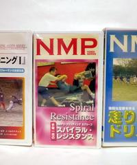 セット【VHS】手塚一志のスパイラル・レジスタンス、トレーニング