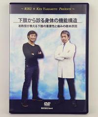 下肢から診る身体の機能構造 Ken Yamamoto 原口力也